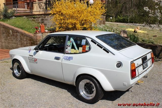 1971 Vendo Fiat 128 Coupe Gr 2 Classical Italian Pinterest