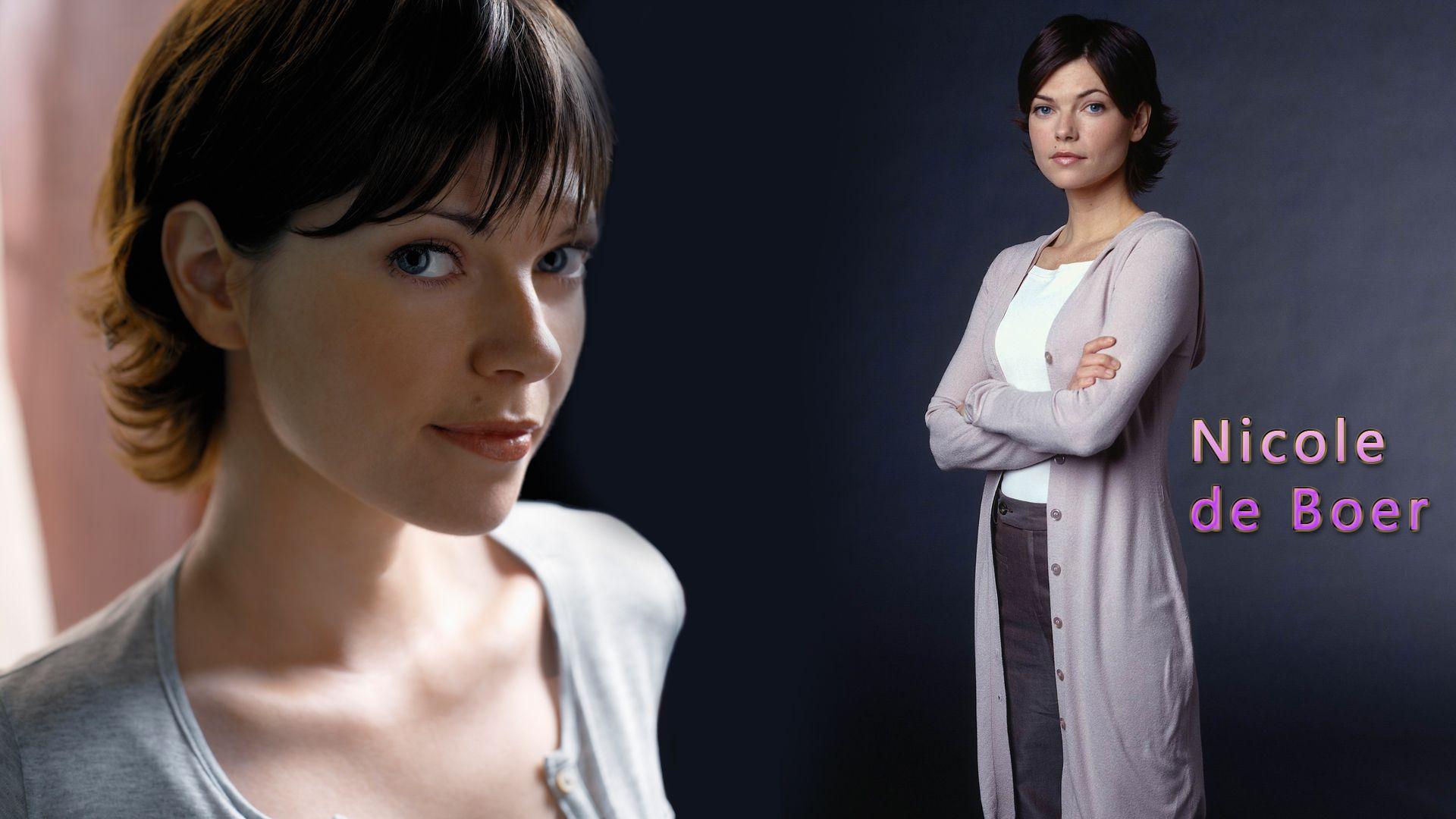 Pin On Nicole De Boer Actress
