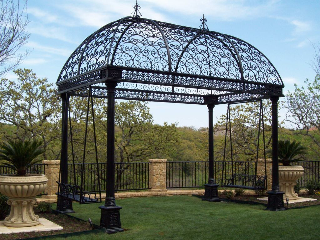 Luxury Gazebos Are Created Especially for Your Comfort | Small gazebo - Luxury Gazebos Are Created Especially For Your Comfort Small