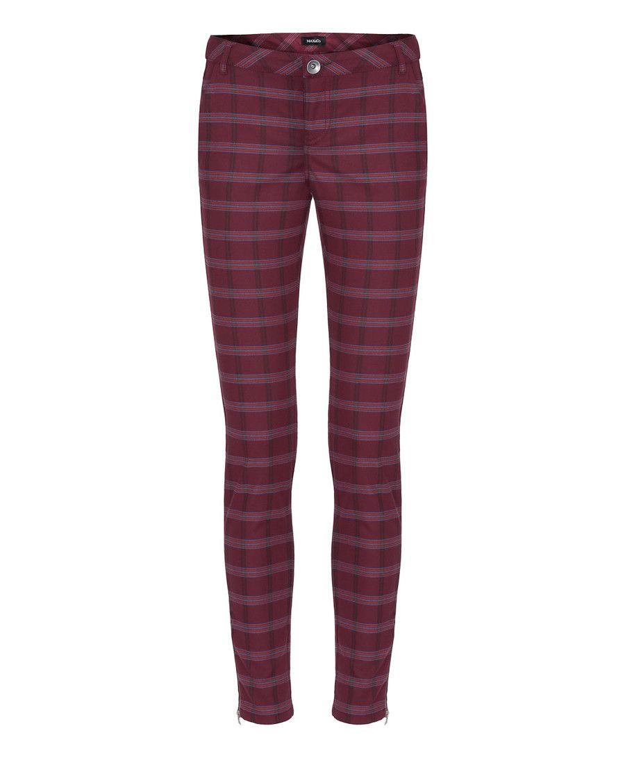 ORAZIO Pantaloni in tessuto stretch | MAX&Co. Online Shop