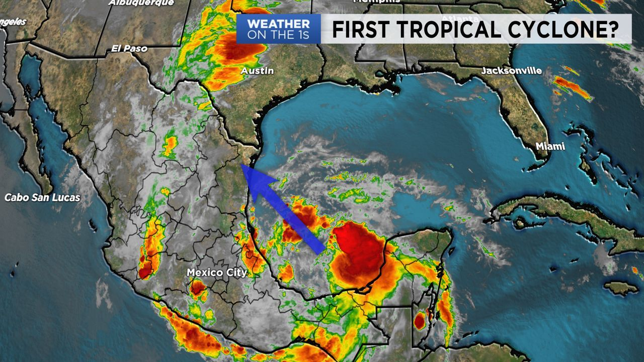 Tropical Cyclone Trying To Take Shape In Gulf Of Mexico With Images Cabo San Lucas Mexico National Hurricane Center Gulf Of Mexico