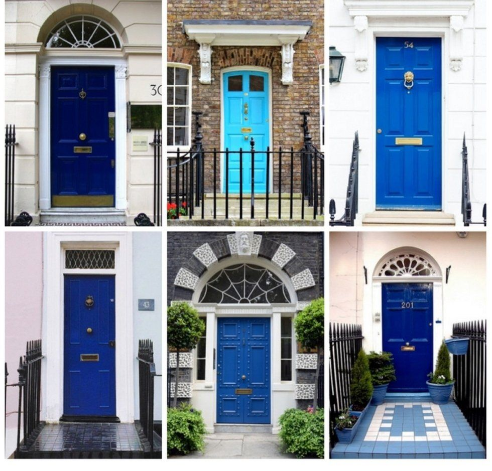 A Big Bold Front Door Makeover with Sherwin-Williams® 2018 Color of the Year