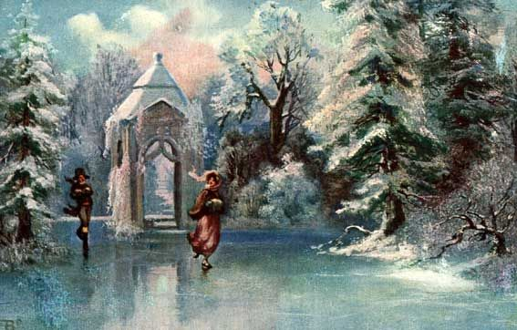 The First Christmas Cards ~ Blog of an Art Admirer