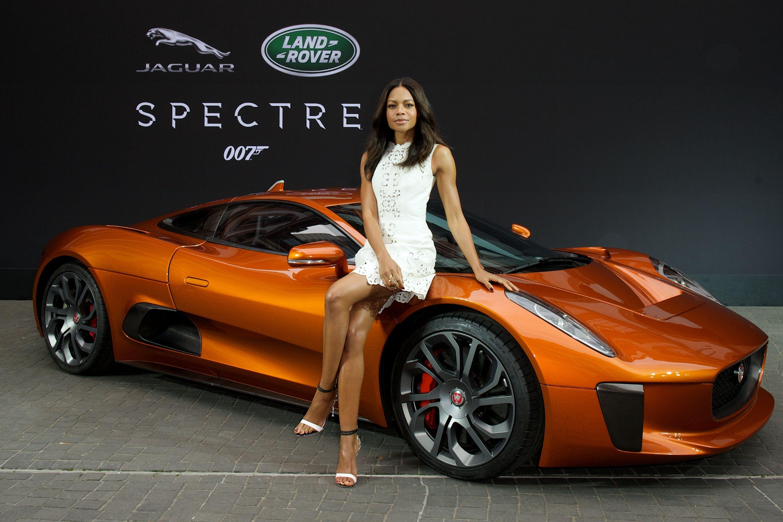 Jaguar cx supercar james bond spectre wallpaper