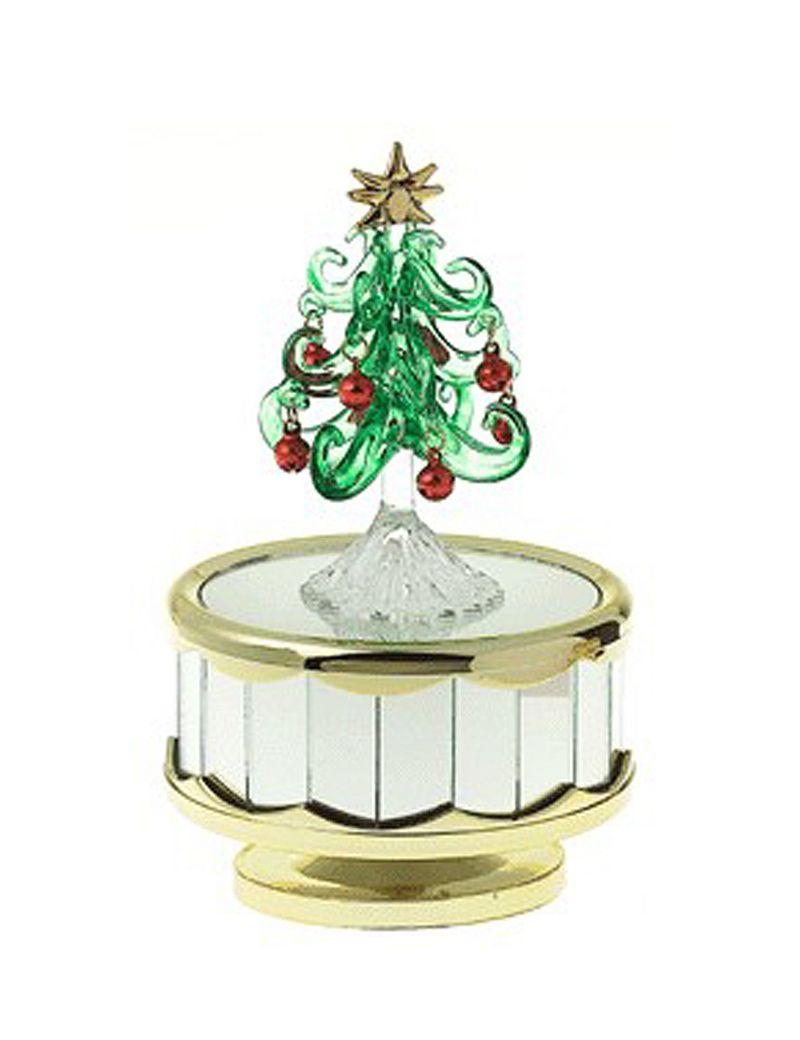 Christmas Tree Music Box Christmas Tree Music Box Christmas Tree Music Box