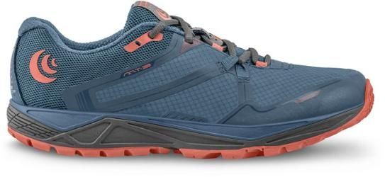 Topo Athletic Women's MT3 Trail Running Shoes BlueCoral 8.5