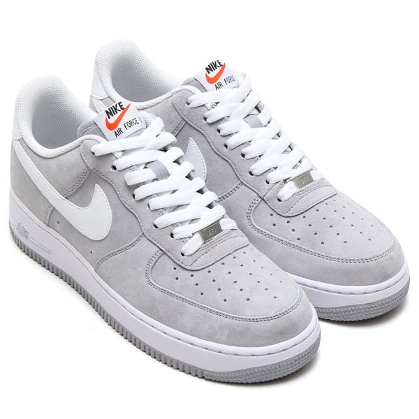 size 40 0ba4f 5ce72  Nike Air Force 1 - Wolf Grey White  sneakers