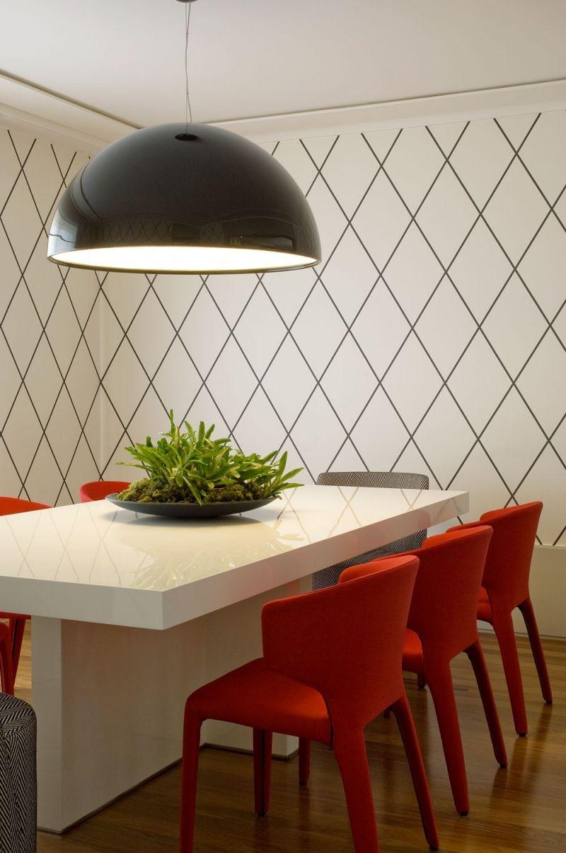 Nice #Esszimmer Innenräume 11 Atemberaubende Esszimmer Tapeten #Ideen #decor  #art #house #