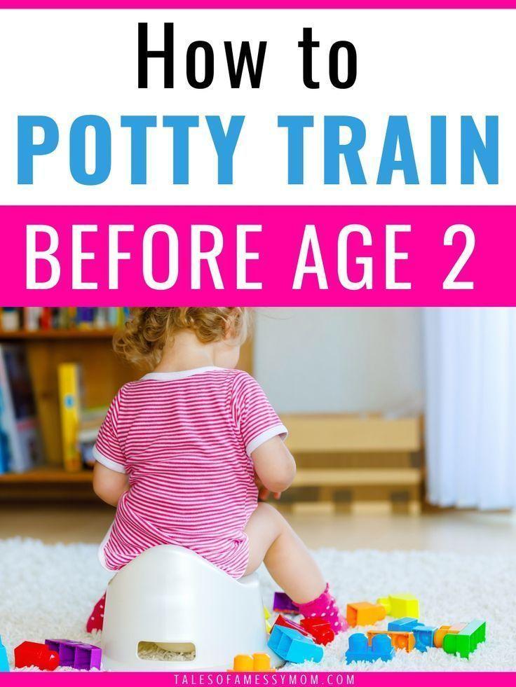 How to Potty Train in 2 Days | Potty training girls, Potty