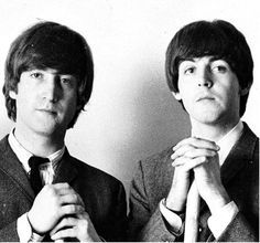 John Lennon En Paul Mccartney