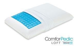 Comforpedic Loft From Beautyrest Memory Foam And Cooling Gel