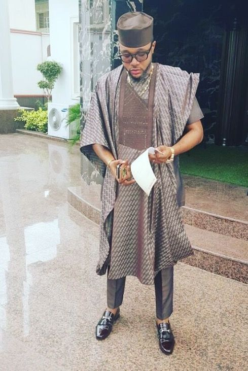 Gasteeroy Couture Agbada Styles In 2018 Pinterest Mode