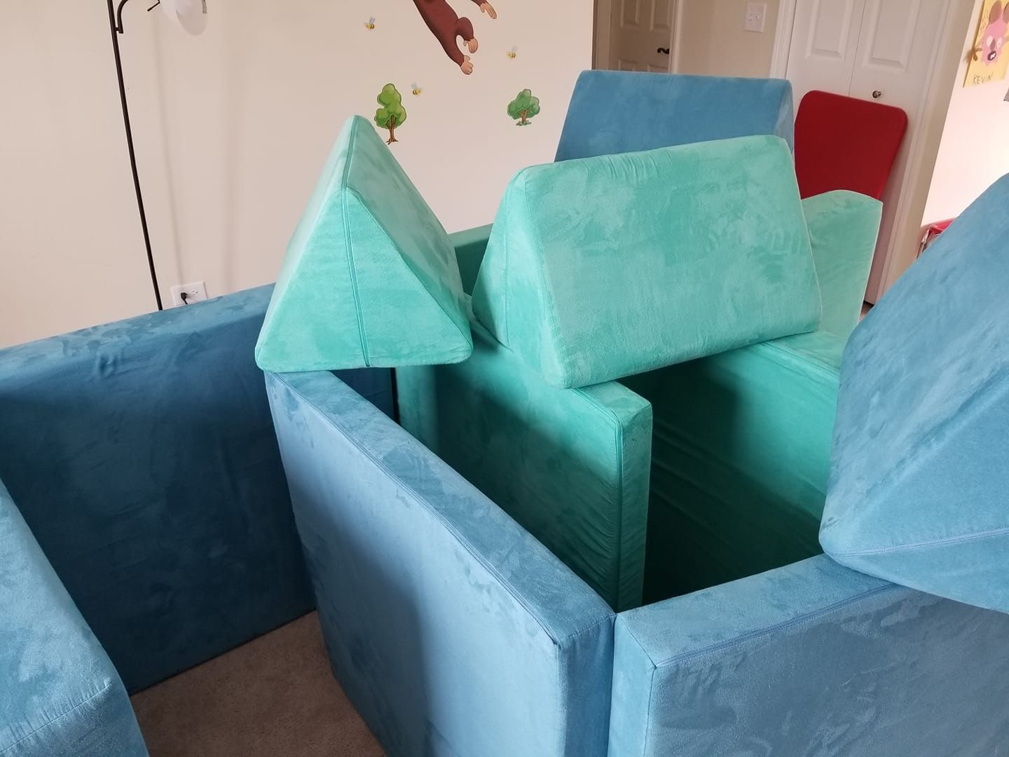 Nuggets Couch / Nugget The Easiest Couch Ever By Nugget ...