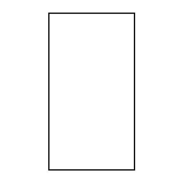 Rectangle Outline Liked On Polyvore Featuring Frames Outlines Backgrounds Borders And Picture Frame Clothes Design Design Shapes Preschool