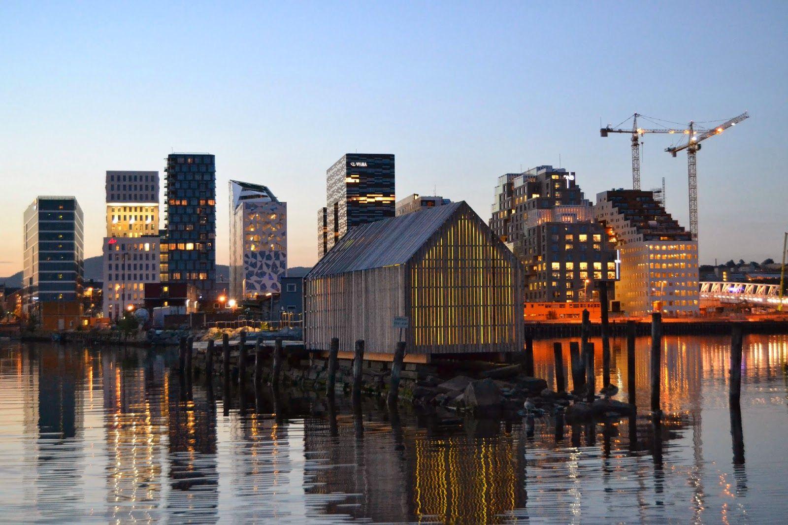 Afbeeldingsresultaat Voor Modern Architecture Oslo Architecture