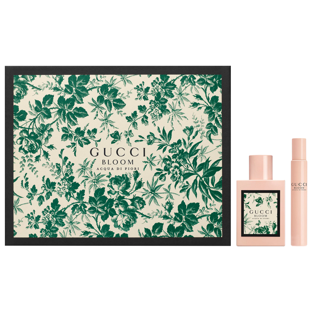 Gucci Bloom Acqua Di Fiori Eau De Toilette For Her Gift Set Gucci Sephora Bloom Sephora Eau De Toilette
