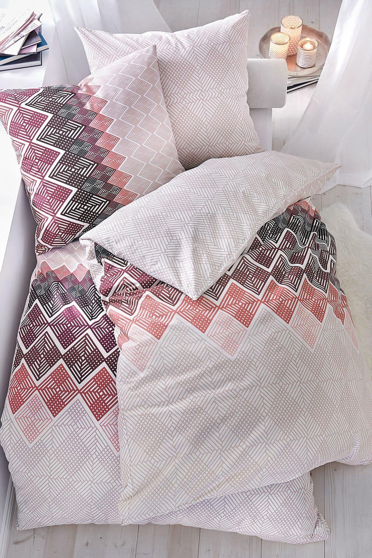Bettwasche Tilda Weiss Rosa 135 X 200 Cm Bestellen Weltbild De