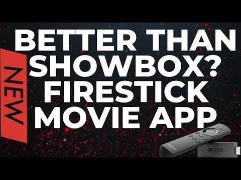 100 NEW FREE MOVIES & TV SHOW APP FOR FIRESTICK, BETTER