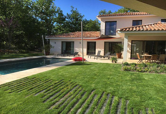 Architecte Paysagiste Aix En Provence jardin naturel contemporain piscine et jardin christophe naudier