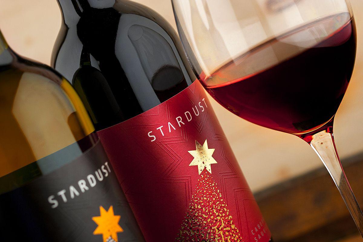Stardust Wine Wine Label Design Wine Wine Label