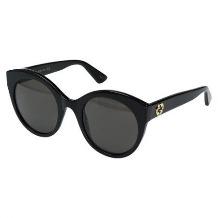 40775b667bf Gucci Oversize Cat Eye Acetate Sunglasses - Black  Gucci  Gucci  Gucci