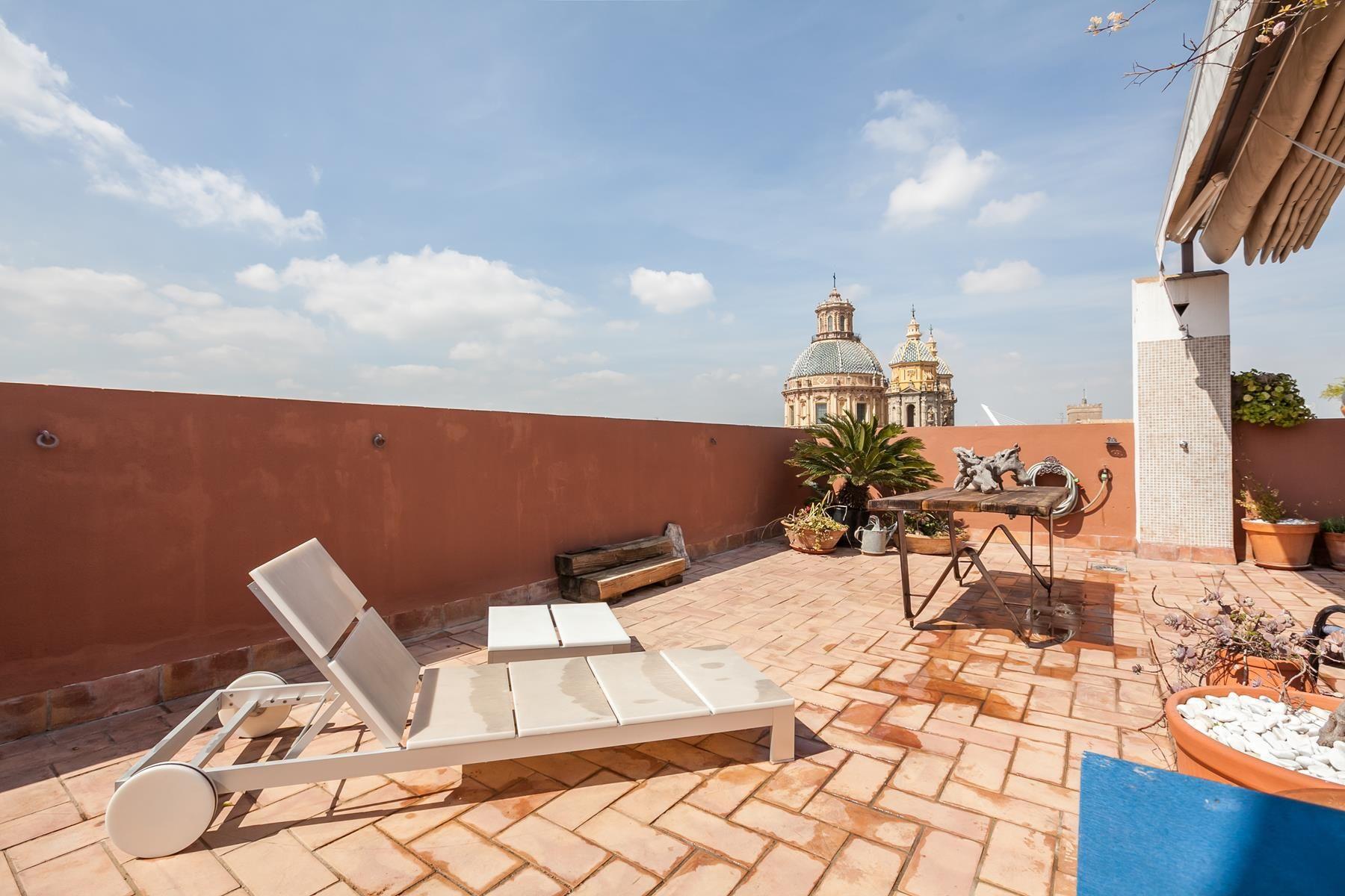 ático Restaurado En Sevilla Airbnb Terrazas Sevilla Y