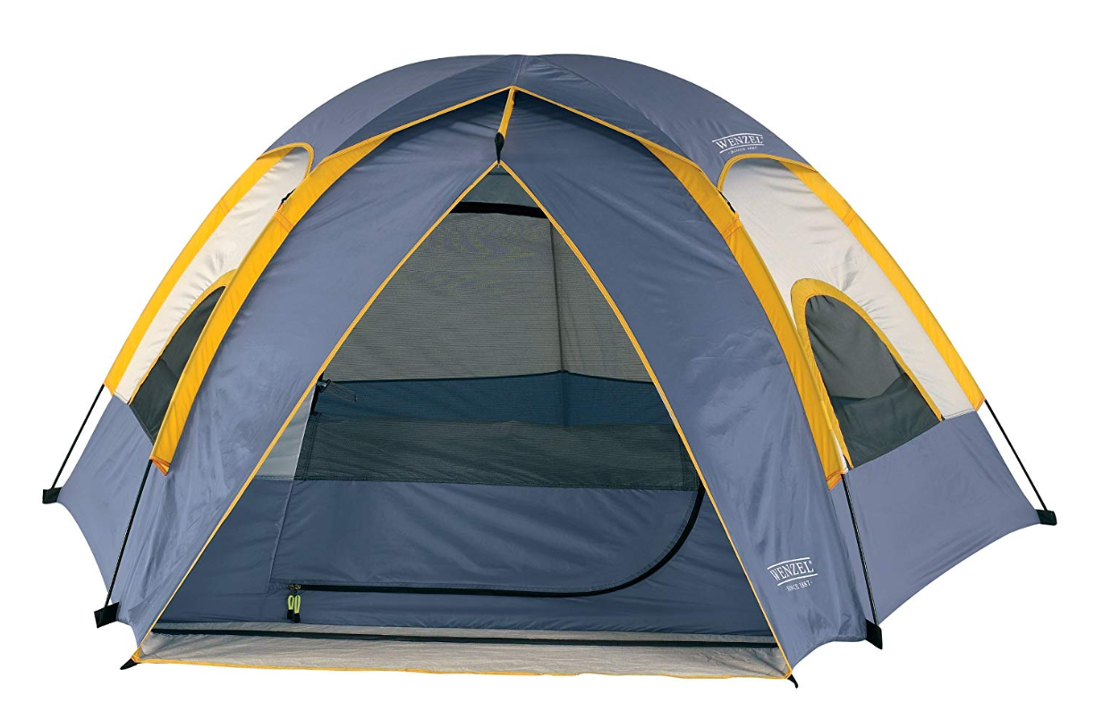 Wenzel Alpine Tent - 3 Person   Family tent camping, Best ...