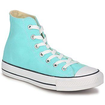 Hi top trainers Converse ALL STAR HI TURQUOISE WANT