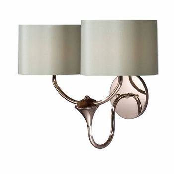 Roots Double Arm Wall Sconce, Stonegate Designs Wall Sconces at YLighting $405, 2- 60 watt bulbs, 19w x 15h