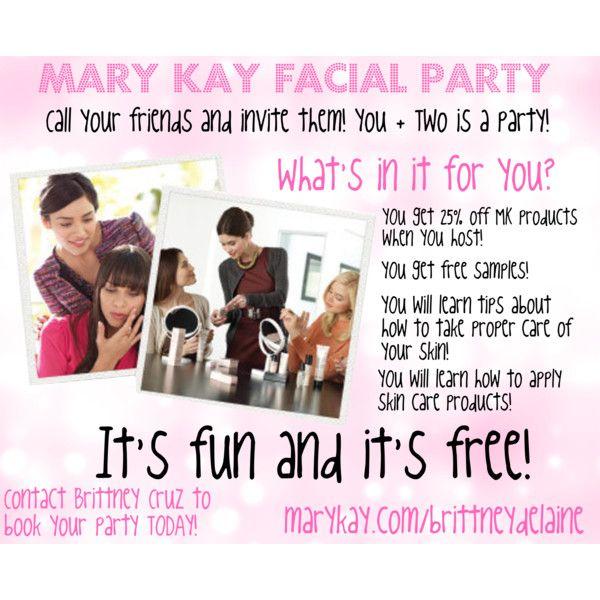 Mary Kay Facial Party | Mary Kay Facial Mary Kay And Mary