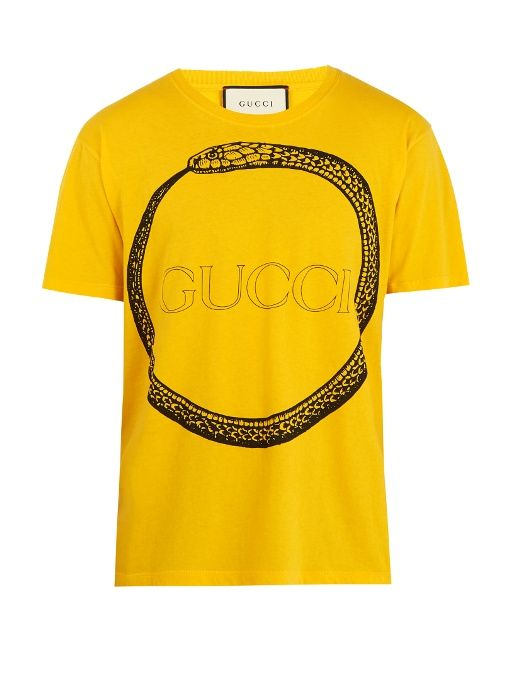 a184ef0dd7f8 GUCCI . #gucci #cloth # | Gucci Men | Mens cotton t shirts, Mens ...