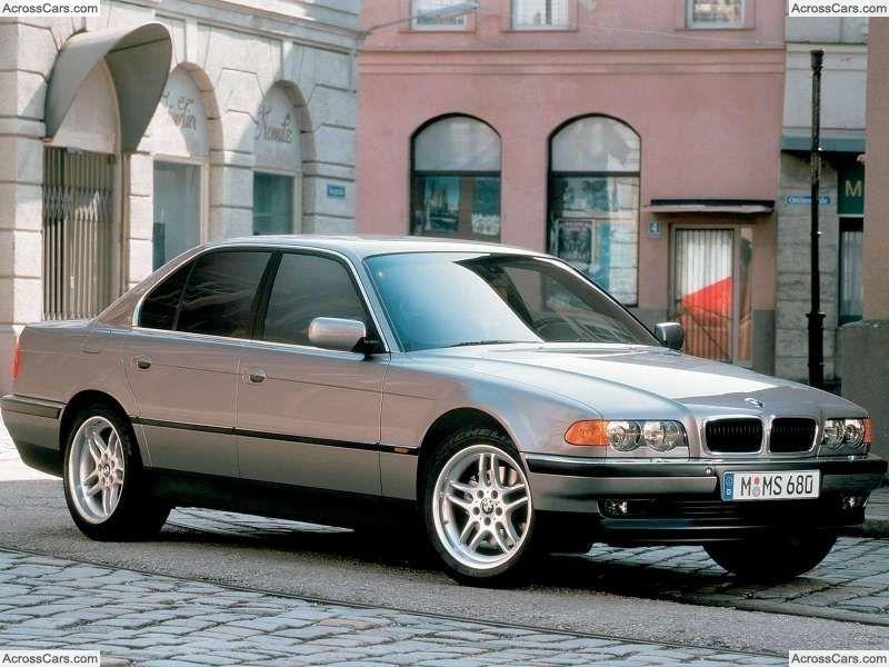 BMW 740i (1999) BMW Bmw e38, Bmw 7 series, Bmw 740