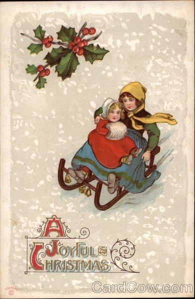 A Joyful Christmas Card / Art