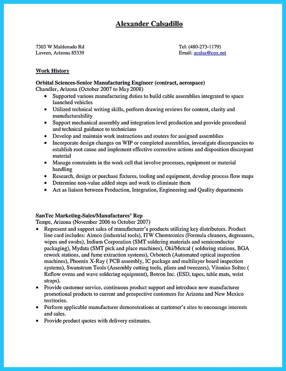 awesome How to Make Cable Technician Resume That Is Really Perfect ...