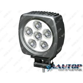 60w 12v Work Lamps For Atvs Led Cree 5 5 6000k Rohs Waterproof Can Be Widely Used For Atvs Etc All Vehicle This 60w Led W Led Work Light Work Lamp Work Lights
