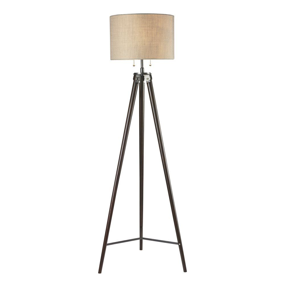 Floor Lamps At Lowes Adorable Shop L2 Lighting Paige Tripod Floor Lamp At Lowe's Canadafind Our Review