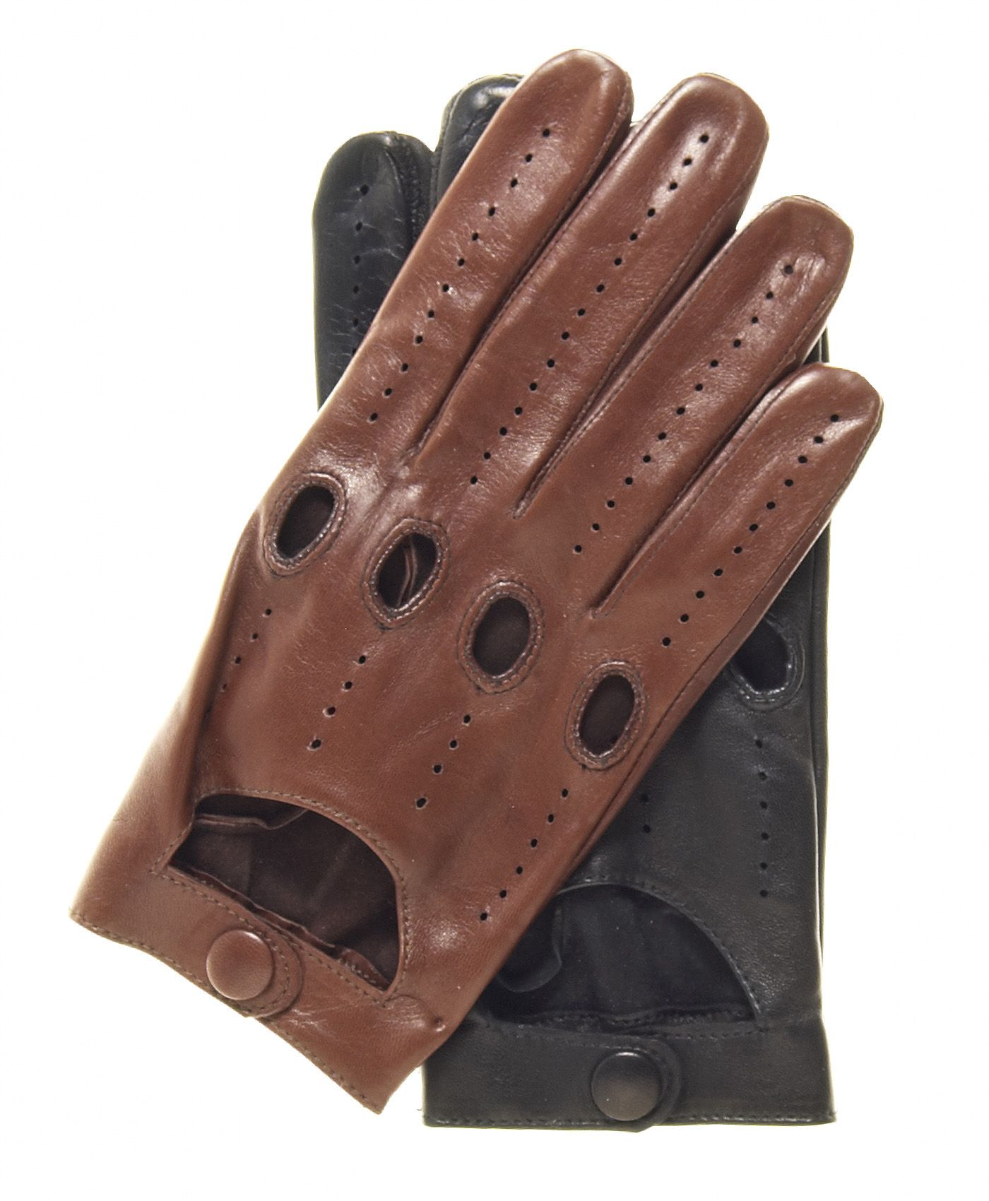 Leather driving gloves bulk -
