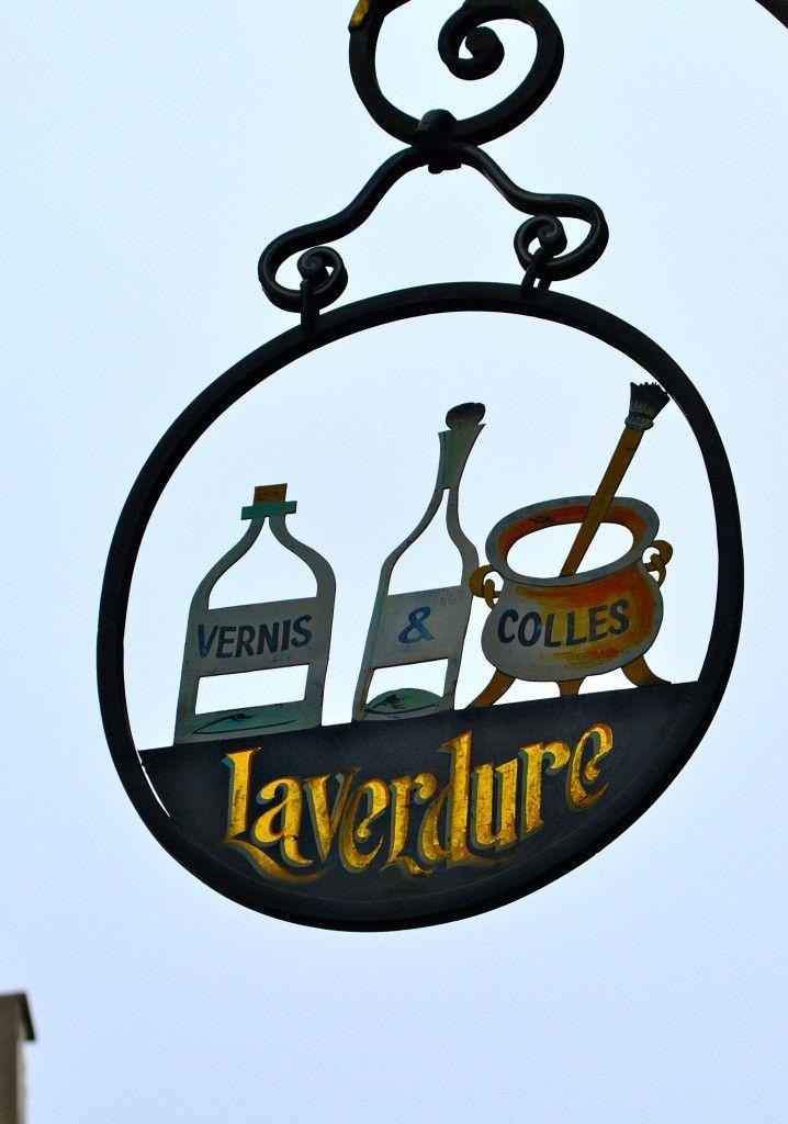 Laverdure et fils Rue traversière (12ème) · Paris à l'aventure