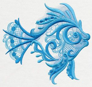 """Aquarius - Fish UT11490 