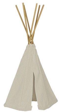 mini tipi enfant tipi tente d 39 indien pour enfants bianca. Black Bedroom Furniture Sets. Home Design Ideas