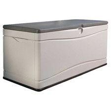 Lifetime Deck Storage Box In Beige Gray Cheap Deck Box 640 x 480