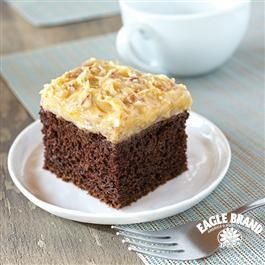 German Chocolate Cake German Chocolate Cake Frosting Recipes Cake Mix Recipes