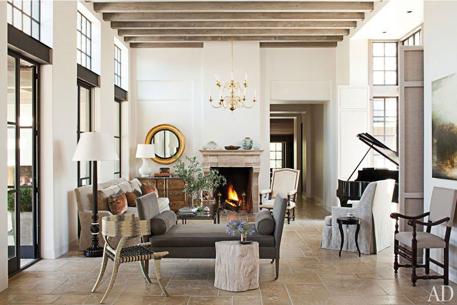See How Bobby Mcalpine Transformed A Napa Valley Home Into A