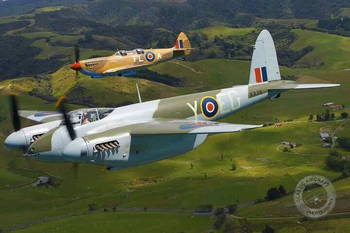 de Havilland Mosquito RAF - BFD | De havilland mosquito, Wwii ...