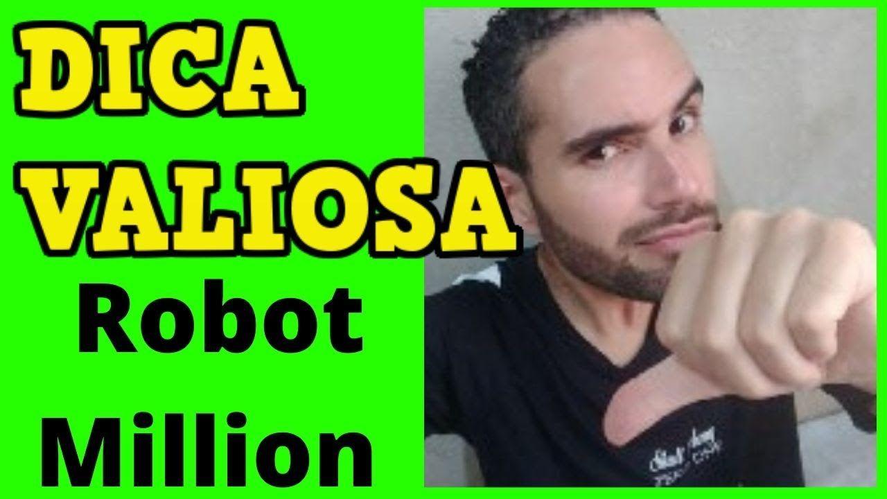 robot million é confiavel