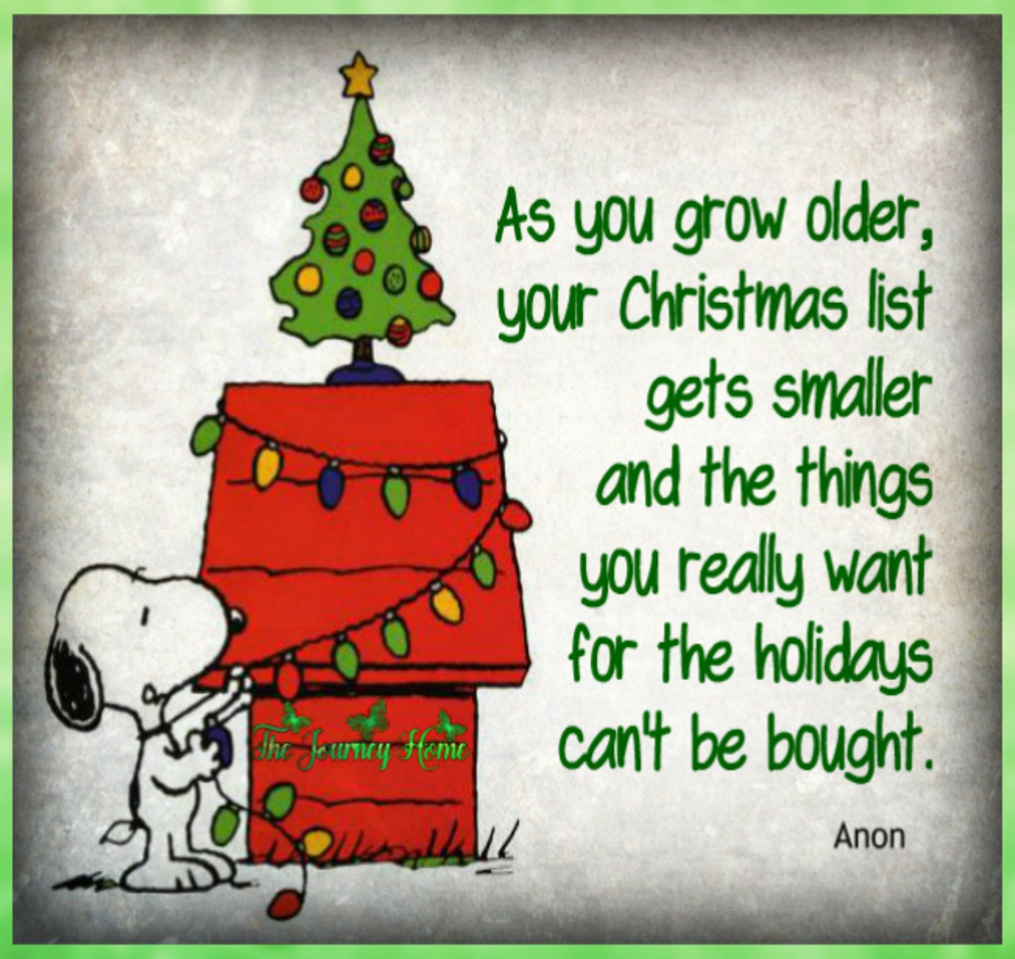 Charlie Brown Christmas Quotes.Pin By Sherry Williams On Holiday Greetings Snoopy Quotes