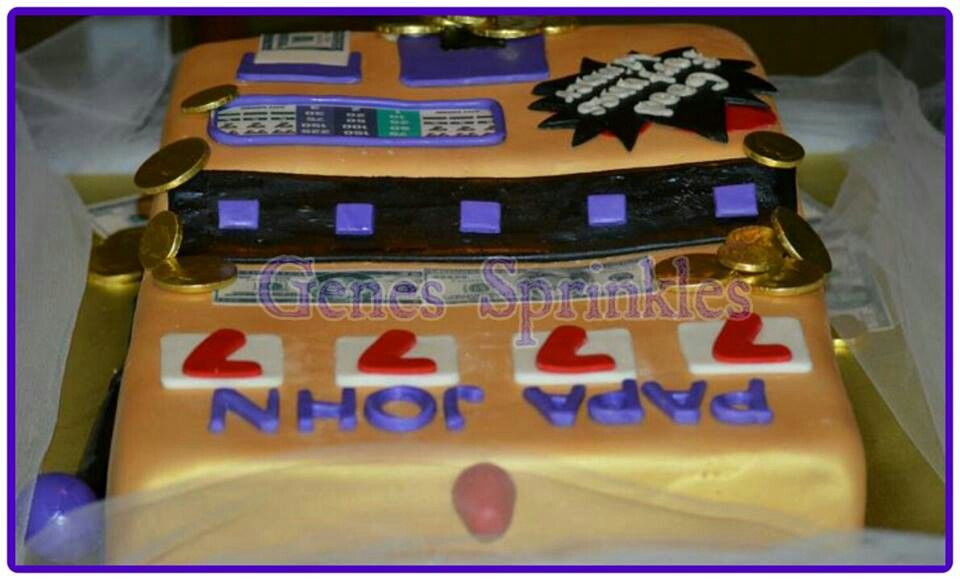 Sprinkle Slot Machine
