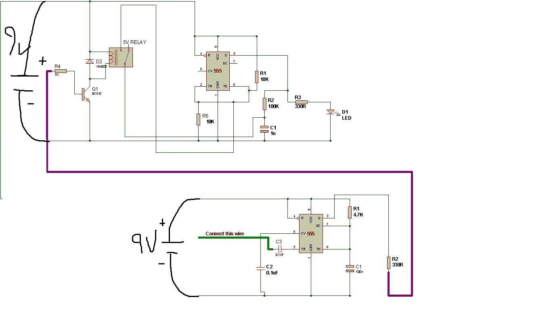 Circuito Optoacoplador : Prende y apaga la luz de tu pieza con un aplauso !!! electronics
