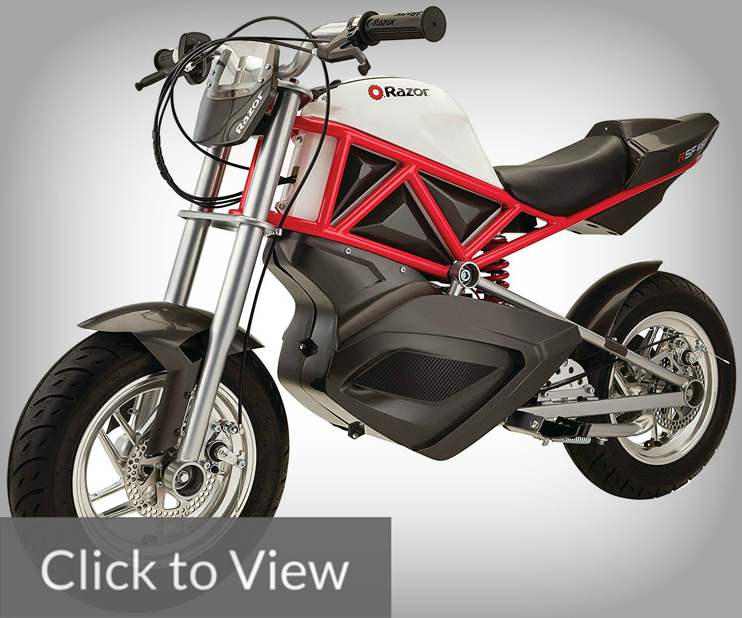 Razor RSF650 Street Bike – High performance e-bike Razor always rocks for  introducing unique and stylish designs for electric bikes.