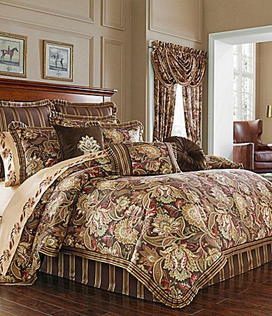 J Queen New York Coventry Bedding Collection Dillards